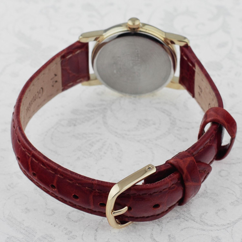 EC9812-01P японские кварцевые наручные часы Citizen  EC9812-01P