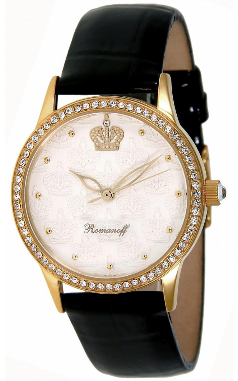 """4734A1BLL российские женские кварцевые часы Romanoff """"Royalty""""  4734A1BLL"""