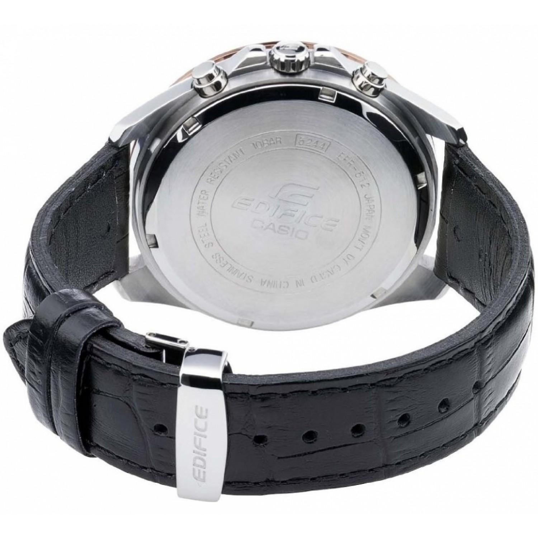 "EFR-512L-1A японские кварцевые наручные часы Casio ""Edifice"" для мужчин  EFR-512L-1A"