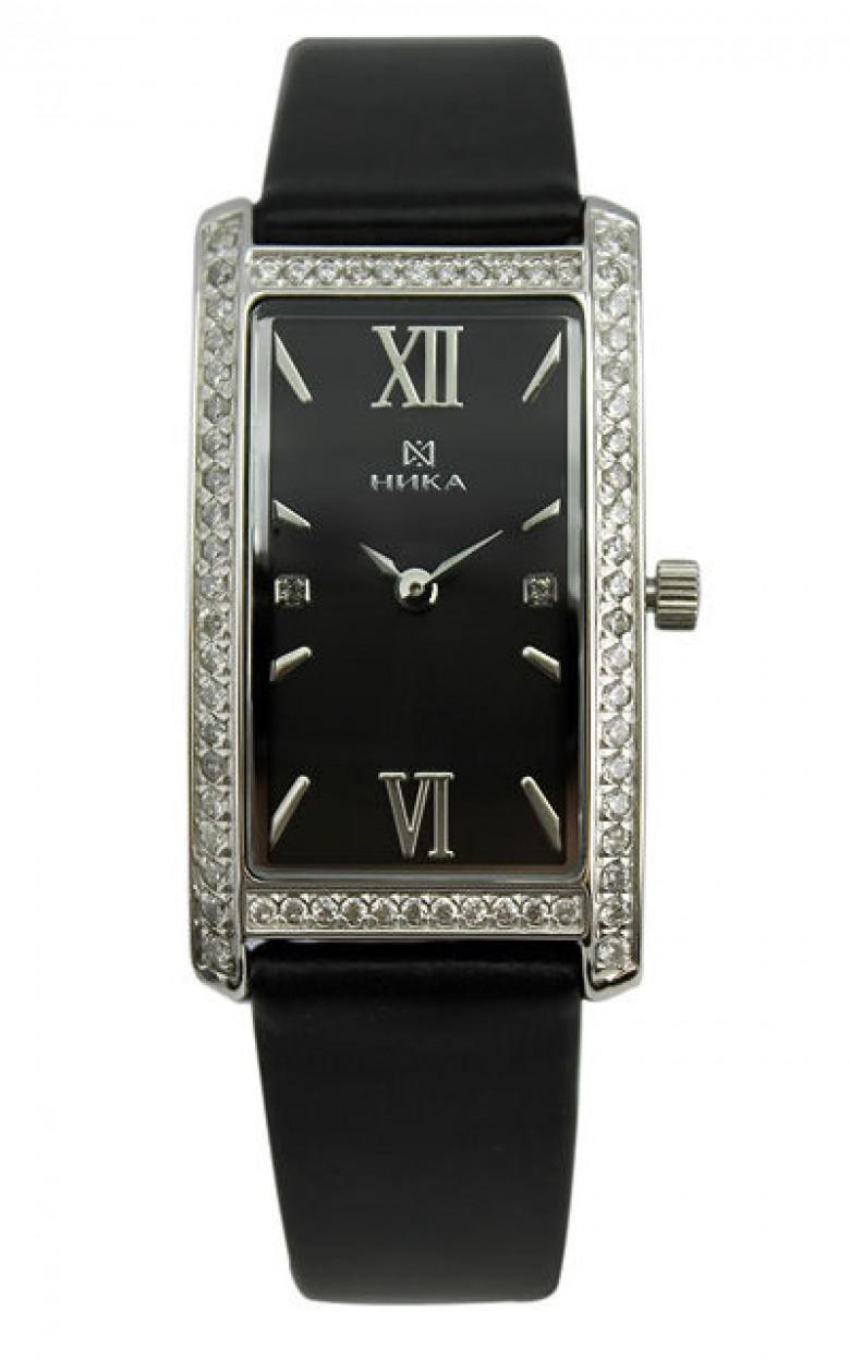 """0551.2.9.56A российские серебрянные кварцевые наручные часы Ника """"Lady"""" для женщин  0551.2.9.56A"""