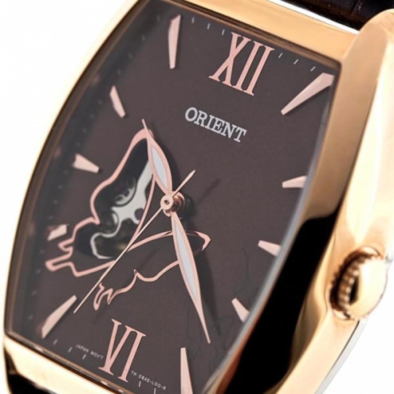 "FDBAE001TO японские механические наручные часы Orient ""Fashionable Automatic"" для женщин  FDBAE001TO"