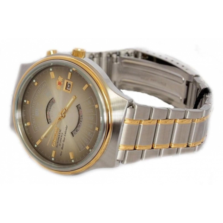 FEU00000UW японские мужские механические часы Orient