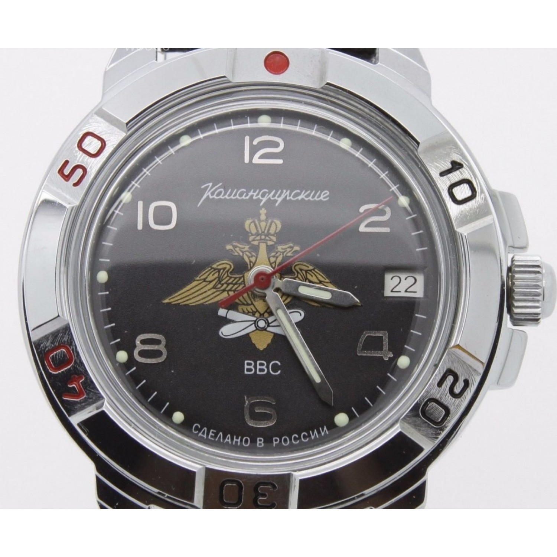 431928 российские военные механические наручные часы Восток