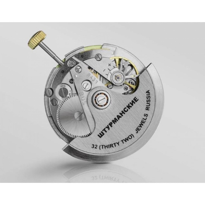 """2431/1767936 российские механические наручные часы Штурманские """"Открытый космос"""" для мужчин  2431/1767936"""
