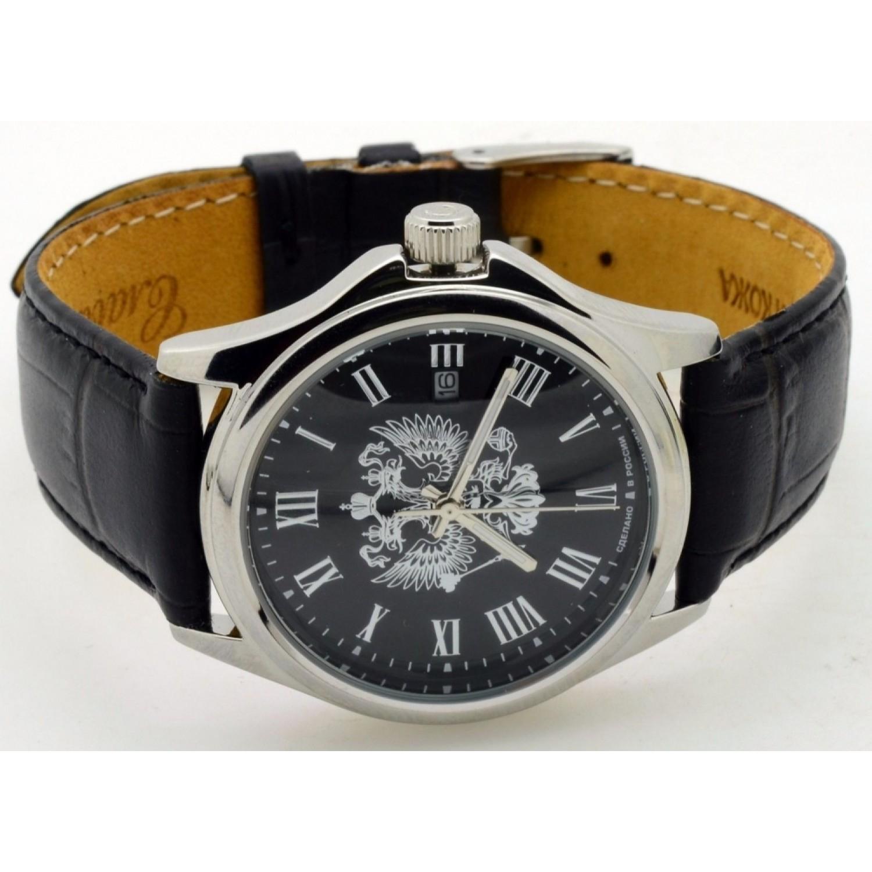 1251766/2115-300 российские кварцевые наручные часы Слава