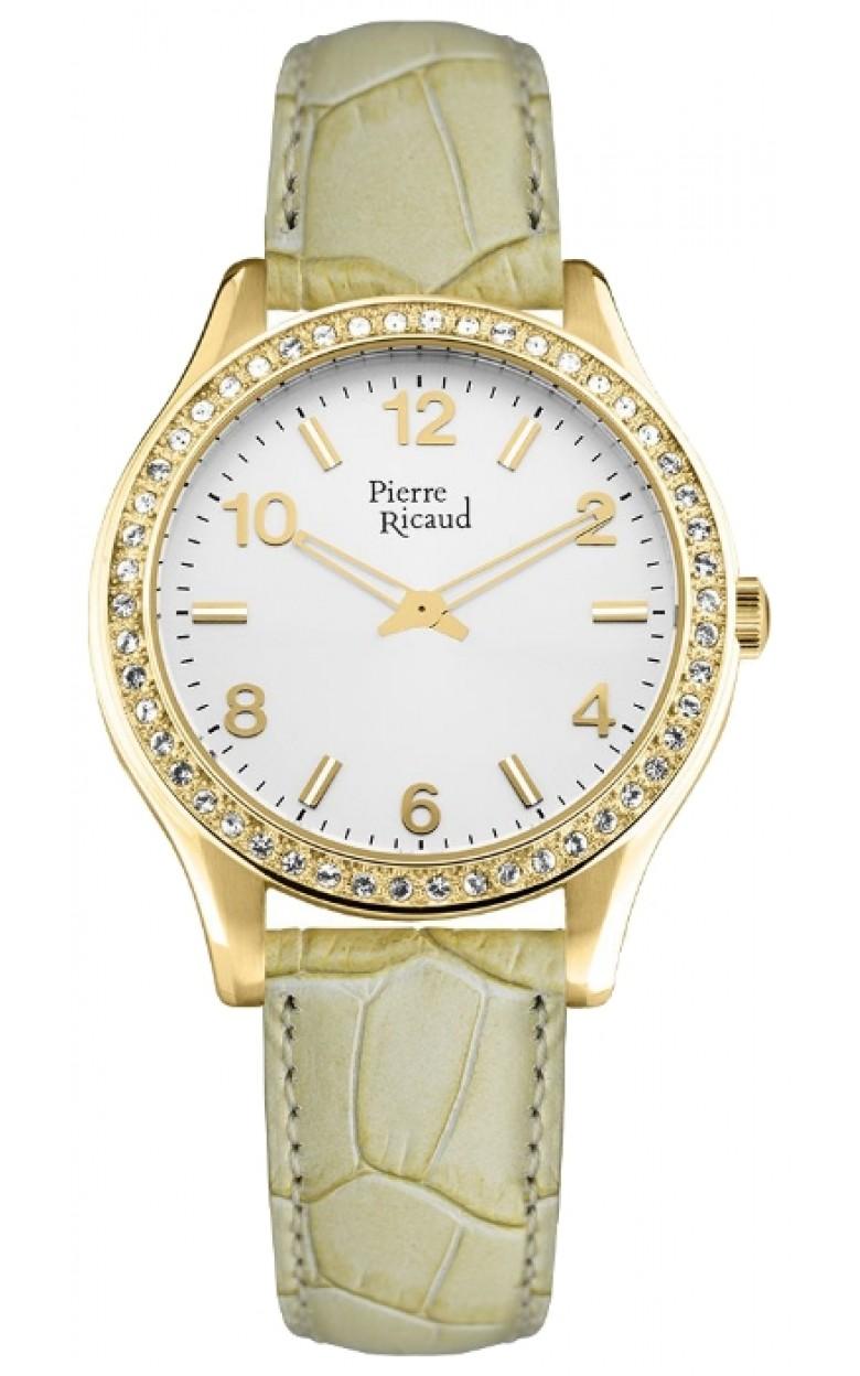 P21068.1253QZ  кварцевые наручные часы Pierre Ricaud для женщин  P21068.1253QZ