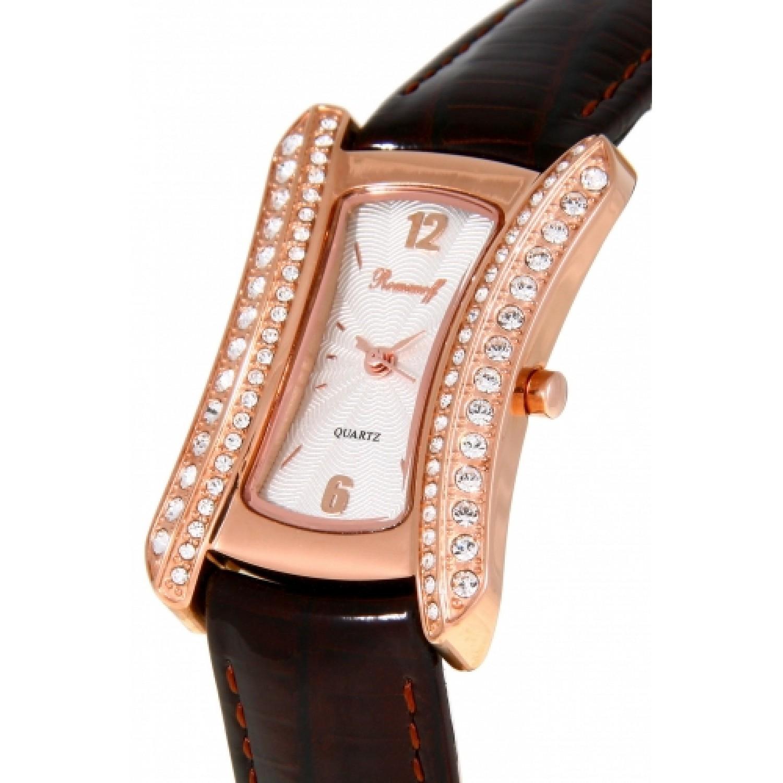 "40509B1BRL российские кварцевые наручные часы Romanoff ""Элеганс"" для женщин  40509B1BRL"