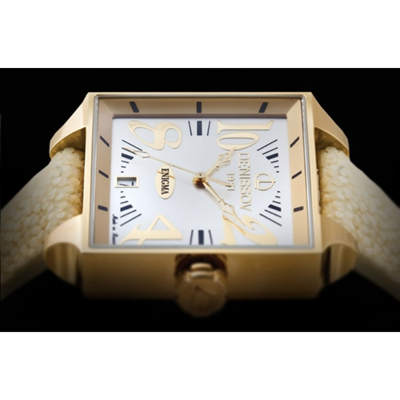 955.112.4027.6.G.577 российские женские кварцевые наручные часы Денисов