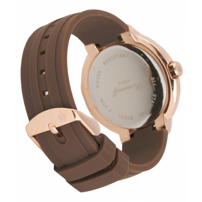 1871B4BR российские женские кварцевые наручные часы Romanoff  1871B4BR