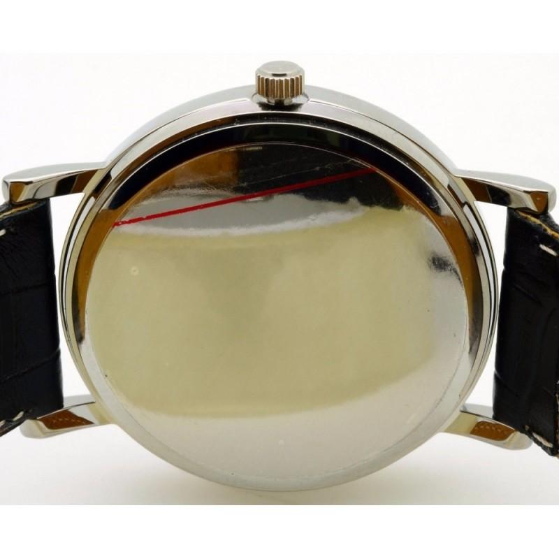"""1041769/2035 российские кварцевые наручные часы Слава """"Патриот"""" для мужчин логотип ВДВ  1041769/2035"""