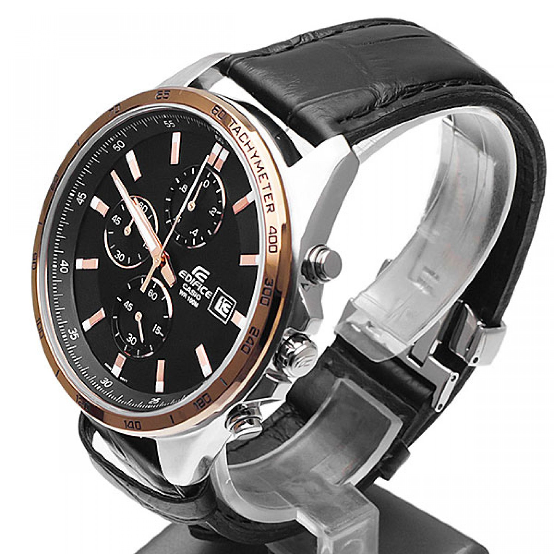 EFR-512L-1A японские кварцевые наручные часы Casio