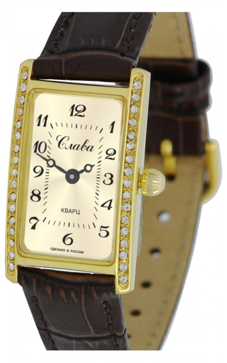 5123049/2035 российские кварцевые наручные часы Слава