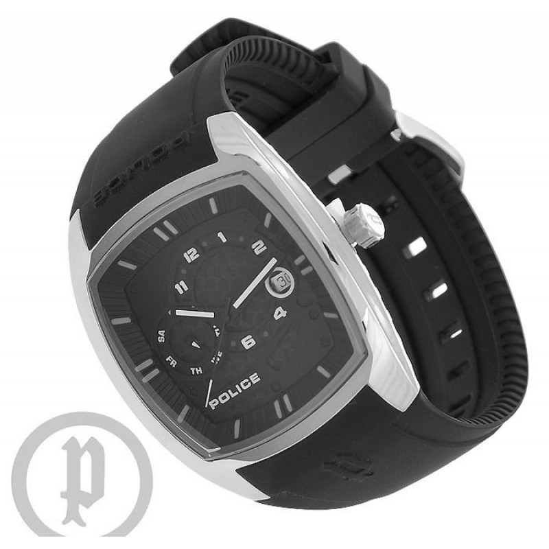 PL-13547JS/02 Часы наручные кварцевые Police