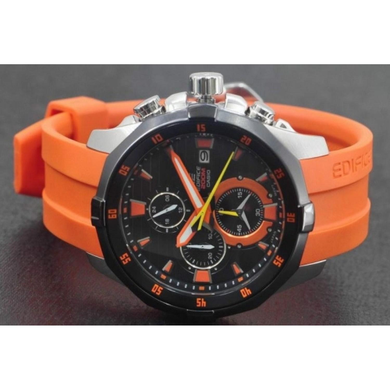 "EMF-502-1A4 японские водонепроницаемые кварцевые наручные часы Casio ""Edifice"" для мужчин  EMF-502-1A4"