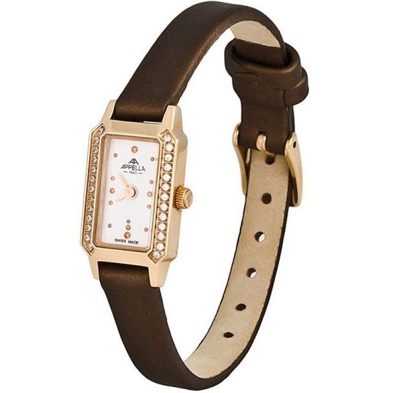 """4264A-4011 Часы наручные """"Appella"""""""