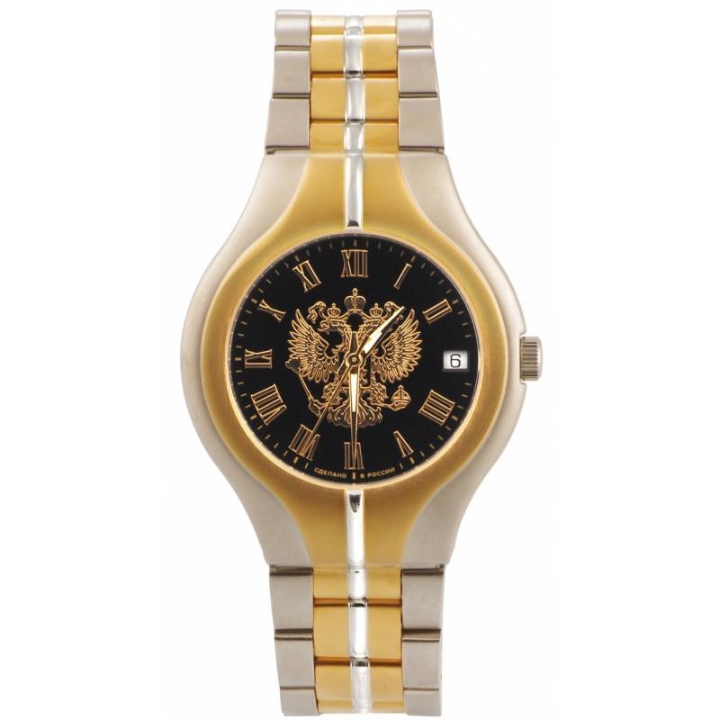 1375676/100-2416 российские механические наручные часы Слава