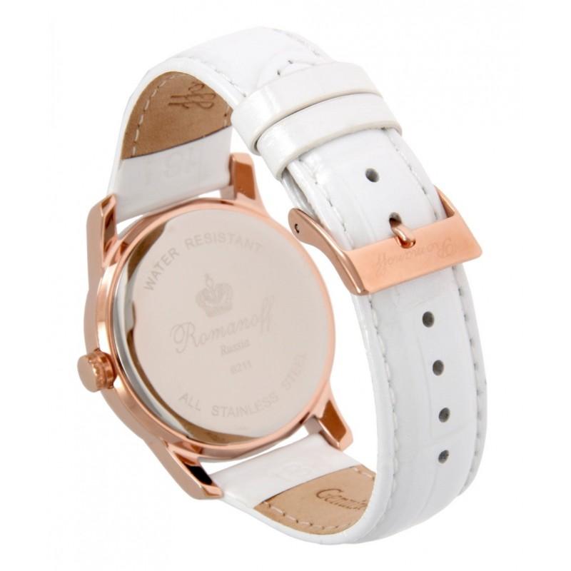 6211B1WL Часы наручные Romanoff