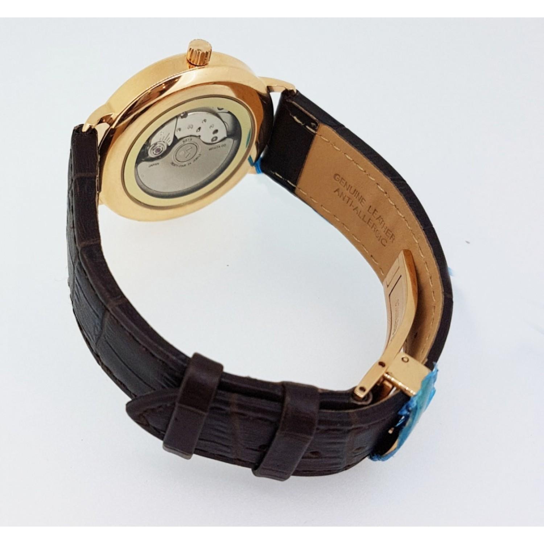 126.5.9015 российские золотые мужские механические часы Continent  126.5.9015