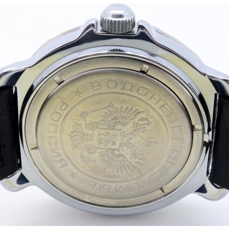 """811398/2414 российские военные мужские механические наручные часы Восток """"Командирские""""  811398/2414"""