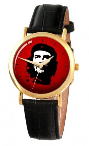 """1049548/2035  кварцевые наручные часы Слава """"Патриот"""" логотип Че Гевара  1049548/2035"""