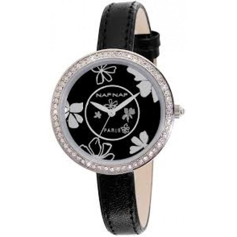 N10082-203  женские кварцевые часы Naf Naf