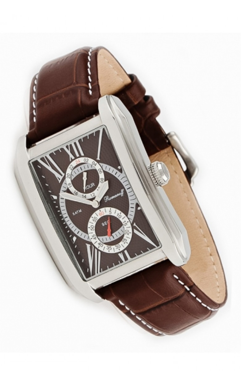 94432 G/2 российские кварцевые наручные часы Romanoff  94432 G/2