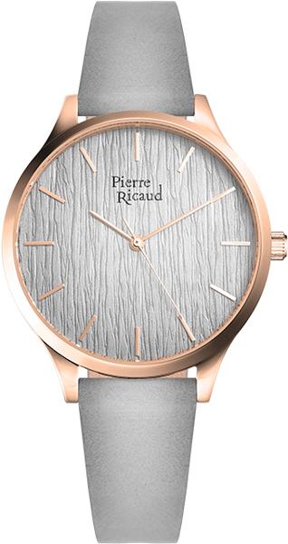 """P22081.9GR7Q  кварцевые с функциями хронографа часы Pierre Ricaud """"Strap""""  P22081.9GR7Q"""