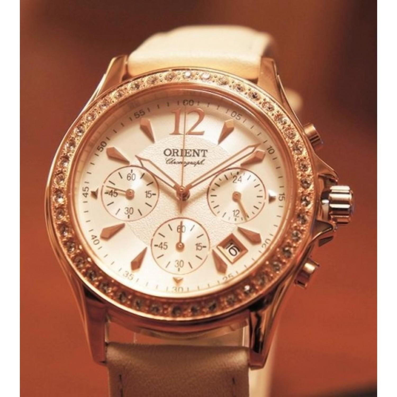 """FTW00002W0 японские женские кварцевые наручные часы Orient """"Dressy""""  FTW00002W0"""