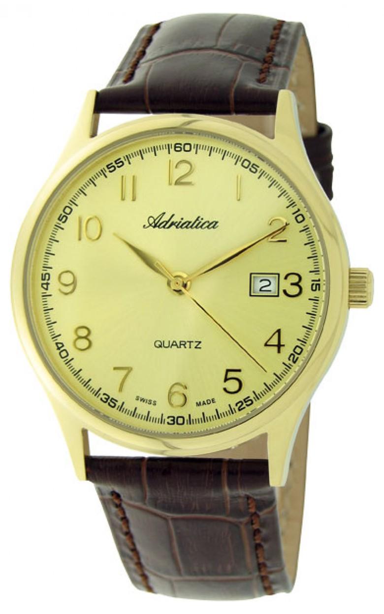 A12406.1221Q швейцарские мужские кварцевые часы Adriatica
