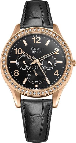 """P21069.9256QFZ  кварцевые часы Pierre Ricaud """"Strap""""  P21069.9256QFZ"""