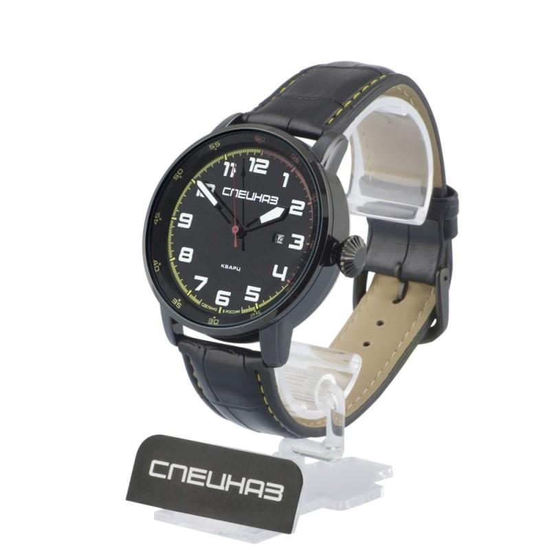 """С2874335-2115-05  кварцевые наручные часы Спецназ """"Атака""""  С2874335-2115-05"""
