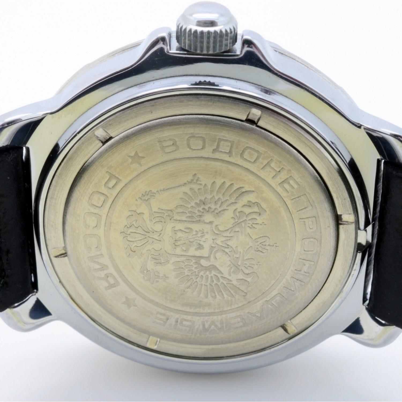 811306/2414 российские военные мужские механические часы Восток