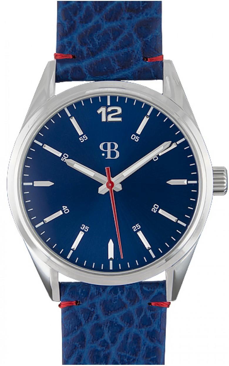13140315 российские мужские кварцевые наручные часы Русское время  13140315