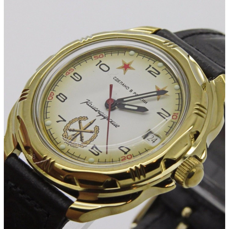 219075/2414 российские мужские механические часы Восток