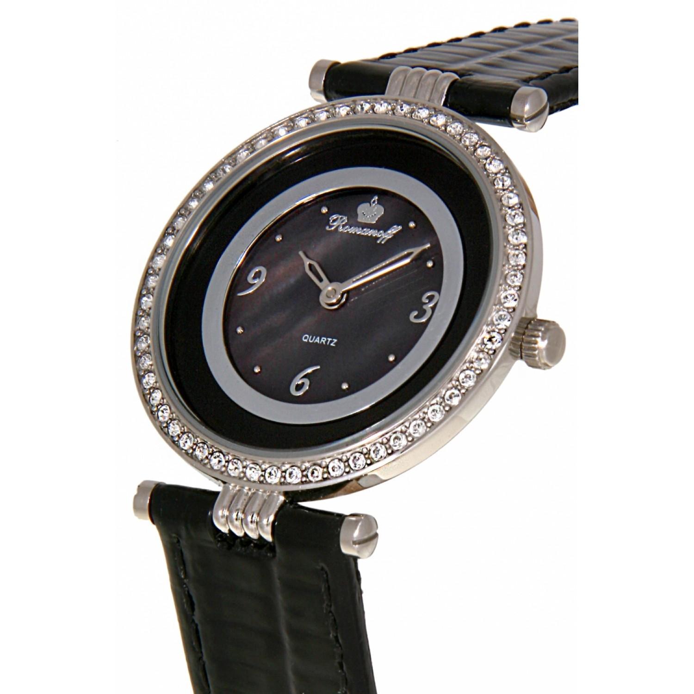 """40532G3BLL российские кварцевые наручные часы Romanoff """"Элеганс"""" для женщин  40532G3BLL"""