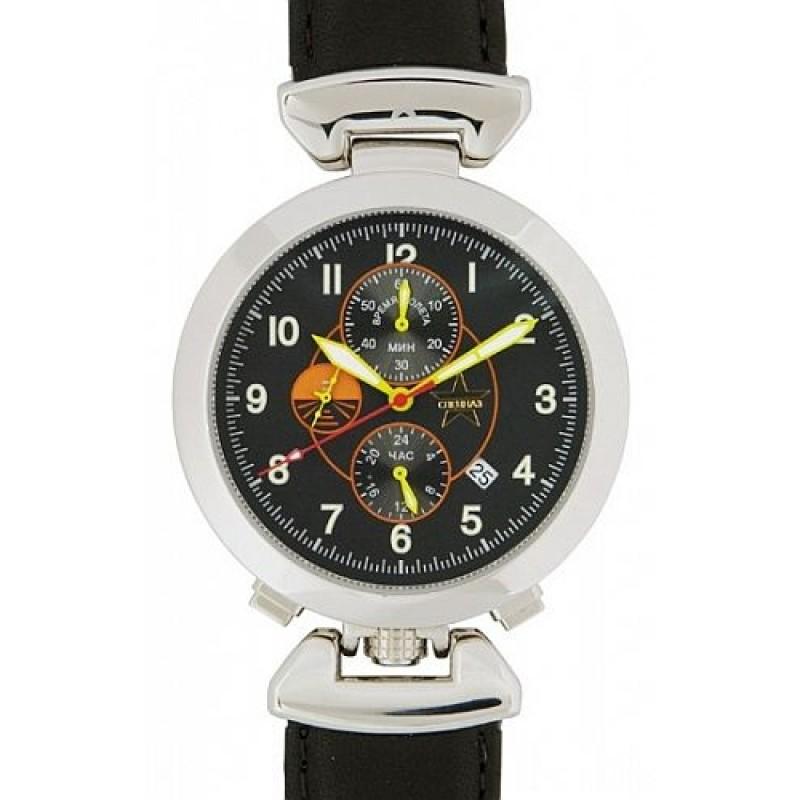 С1020108-OS20 российские военные авиационные кварцевые наручные часы Спецназ