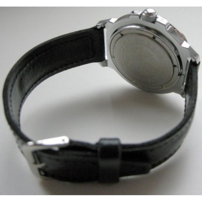 """431627/2414 российские военные механические наручные часы Восток """"Командирские"""" для мужчин  431627/2414"""