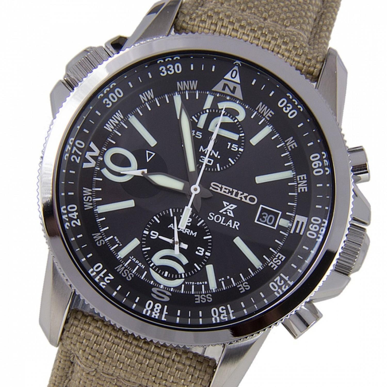 """SSC293P1 японские мужские кварцевые наручные часы Seiko """"Prospex""""  SSC293P1"""
