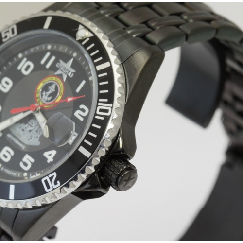 С8284149-1612 российские военные механические наручные часы Спецназ