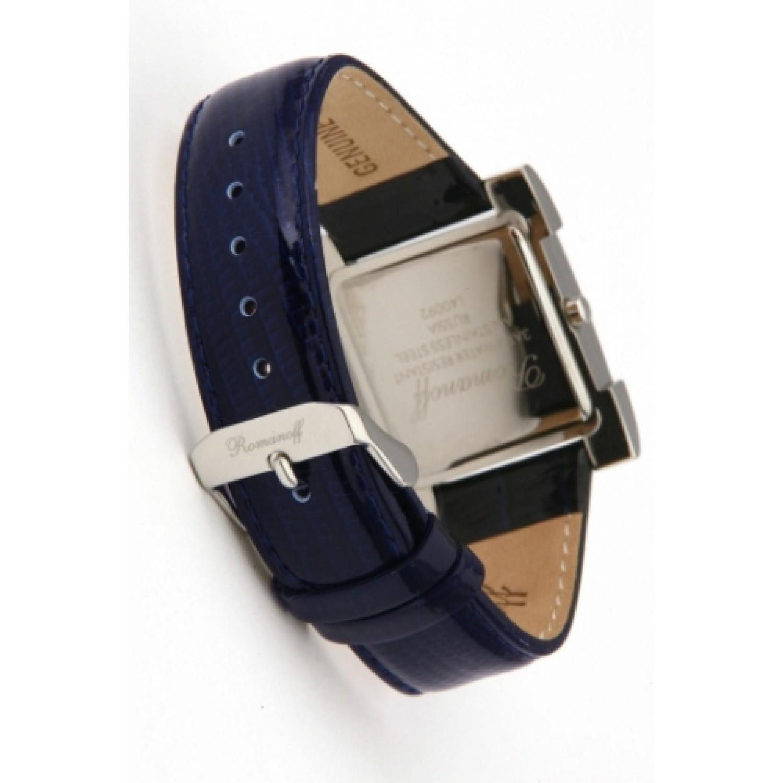 40092G1BUL российские женские кварцевые часы Romanoff  40092G1BUL