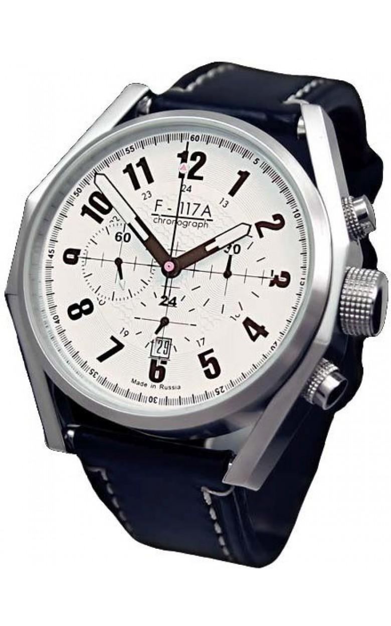 F-4/31681 российские механические наручные часы UMNYASHOV для мужчин  F-4/31681
