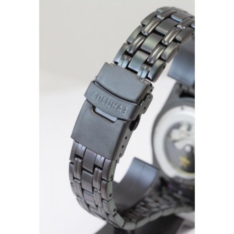 С8284170-1612 Часы наручные Спецназ с автоподзаводом