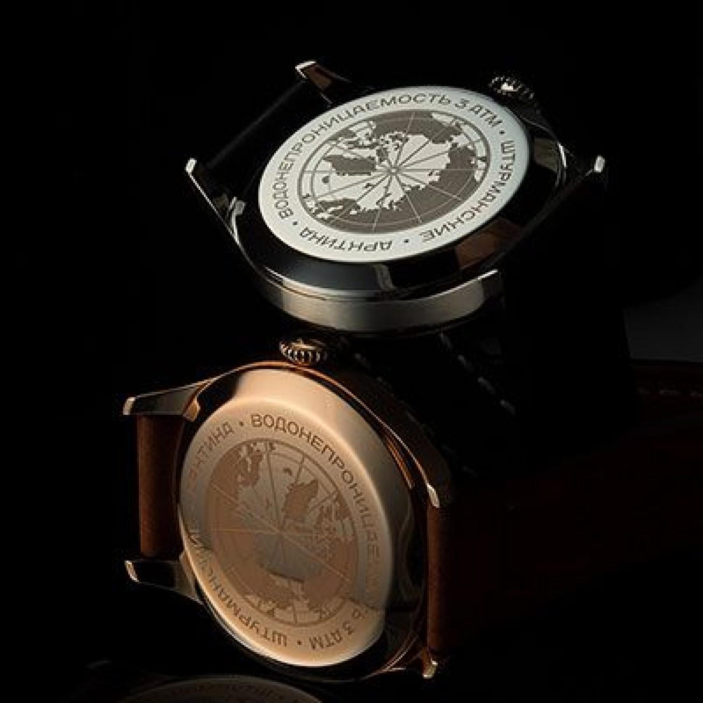 2431/6821347 российские механические наручные часы Штурманские