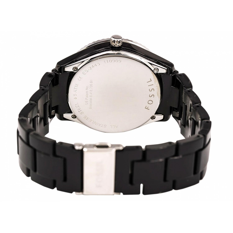 ES2443  кварцевые наручные часы Fossil для женщин  ES2443