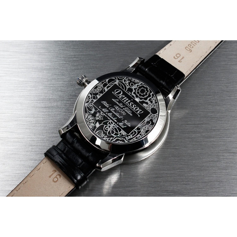 9015/002.1K/№24 российские женские механические часы Денисов  9015/002.1K/№24