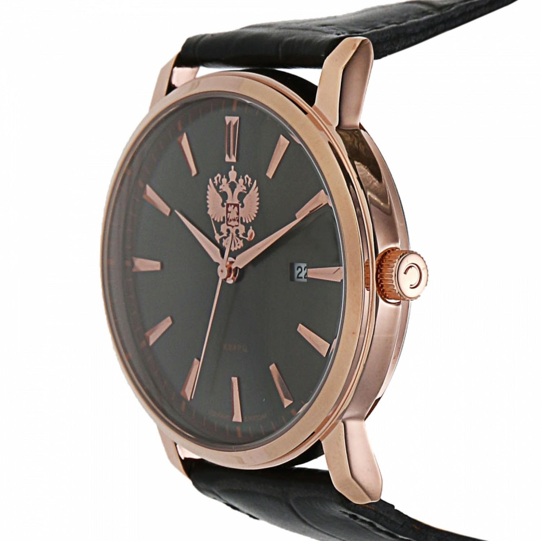 1393751/2115-300 российские мужские кварцевые наручные часы Слава