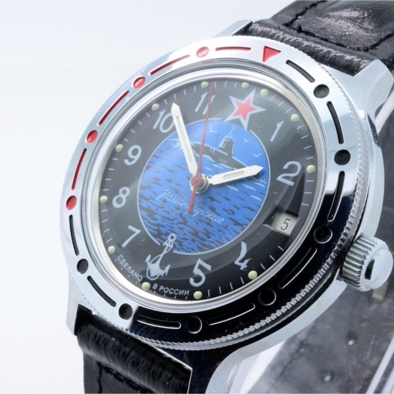 921163/2416 российские мужские механические часы Восток
