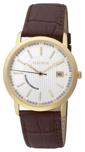 """VX42E/4246392 российские мужские кварцевые наручные часы Sekonda """"""""  VX42E/4246392"""