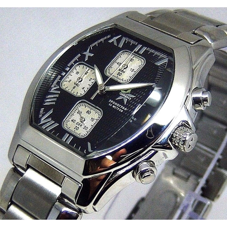 С1000100-OS10 российские военные кварцевые наручные часы Спецназ
