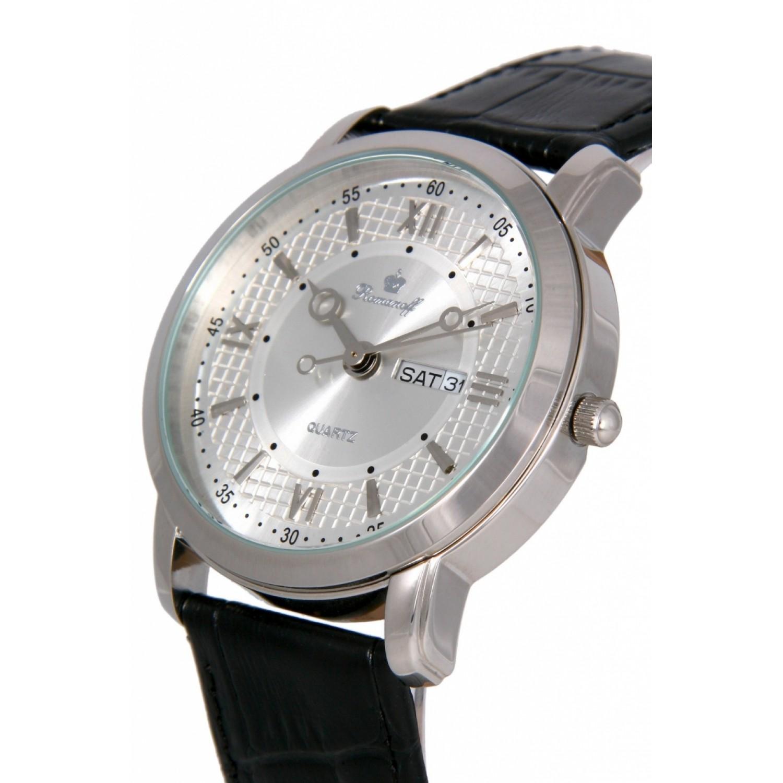 10156G1BL российские мужские кварцевые часы Romanoff